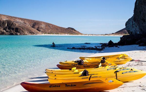 Kayaking Trips La Paz Baha Mexico