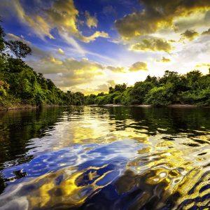 Kayaking Trips Upper Amazon River